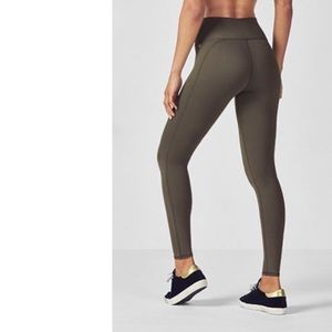 7/8 Fabletics High Waisted PowerHold Legging